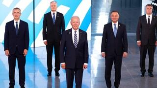 Σύνοδος Κορυφής ΝΑΤΟ: «Απειλή» η Ρωσία, «πρόκληση» η Κίνα για την παγκόσμια ασφάλεια