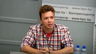 Αεροπειρατεία Λουκασένκο: «Κανένας δεν με χτύπησε» λέει ο Προτάσεβιτς σε νέες δηλώσεις