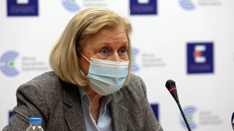 Θεοδωρίδου στο CNN Greece: Aπεύχομαι η σύσταση να γίνει απαγόρευση για το εμβόλιο AstraZeneca
