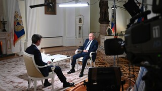Ο Πούτιν «ελπίζει» να τηρηθούν «ορισμένοι κανόνες επικοινωνίας» στη συνάντηση με Μπάιντεν