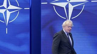 Τζόνσον προς Ερντογάν: Λύση του Κυπριακού εντός του πλαισίου του ΟΗΕ