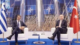 Μητσοτάκης για συνάντηση με Ερντογάν: Οι διαφορές παραμένουν, ο διάλογος είναι πάντα σημαντικός