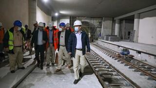 Μετρό: Πότε θα λειτουργήσουν οι τρεις σταθμοί της Γραμμής 3 στον Πειραιά