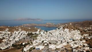 Ρεπορτάζ CNN Greece: H Ίος από ψηλά