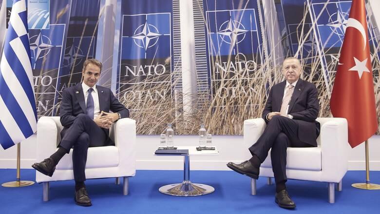 Σύνοδος ΝΑΤΟ: Τι φέρνει στις «βαλίτσες» του από τις Βρυξέλλες ο πρωθυπουργός