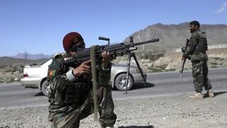 Αφγανιστάν: Στα χέρια των Ταλιμπάν ακόμη έξι περιφέρειες