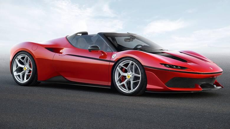Αυτή η ιαπωνική Ferrari είναι σπάνια και κοστίζει όσο μια Bugatti