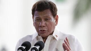 Φιλιππίνες: Αρνείται συνεργασία με το Διεθνές Δικαστήριο για έρευνα κατά των ναρκωτικών