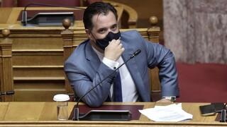 Άδωνις Γεωργιάδης: Κατά τη γνώμη μου ο μη εμβολιασμός συνιστά λόγο απόλυσης