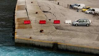 Απαγόρευση απόπλου για το «Santorini Palace» λόγω μηχανικής βλάβης