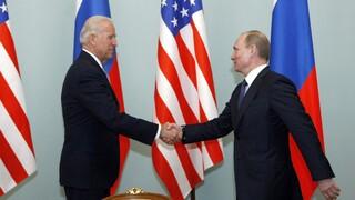 ΗΠΑ-Ρωσία: Εν αναμονή του μπρα ντε φερ Πούτιν με τον... πέμπτο Αμερικανό πρόεδρο της καριέρας του