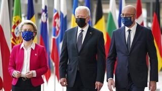 ΕΕ και Μπάιντεν «κλείνουν» τη μακρά διαμάχη για τις επιδοτήσεις σε Airbus-Boeing