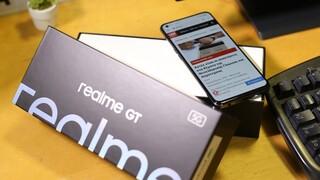 Το realme GT είναι το smartphone για όσους ψάχνουν κάτι διαφορετικό