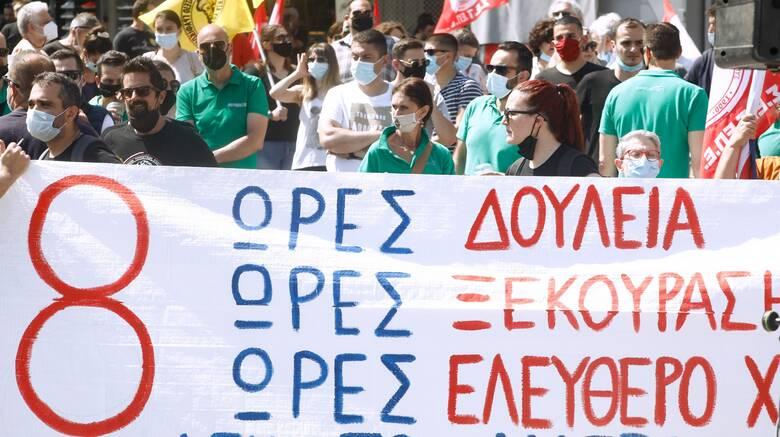 Απεργία κατά του εργασιακού νομοσχεδίου - Πώς θα κινηθούν Μέσα Μεταφοράς και πλοία