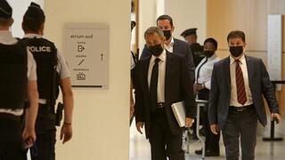 «Δεν γνώριζα τίποτα» λέει ο Σαρκοζί στο δικαστήριο για το σκάνδαλο διαφθοράς Bygmalion