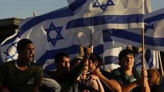Ανατολική Ιερουσαλήμ: Ένταση και τραυματίες Παλαιστίνιοι στην πορεία Ισραηλινών εθνικιστών