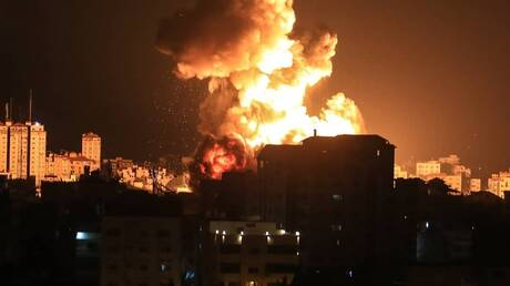Ανάφλεξη στη Λωρίδα της Γάζας: Ισραηλινά αεροπορικά χτυπήματα μετά από εκτόξευση μπαλονιών