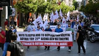 Απεργία: Ξανά στους δρόμους για το εργασιακό νομοσχέδιο – Πώς θα κινηθούν τα ΜΜΜ