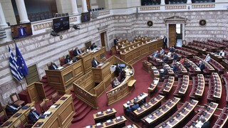 LIVE Βουλή: Η σύγκρουση των πολιτικών αρχηγών για το εργασιακό