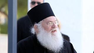 Κορωνοϊός: Κρίσιμες ώρες για τον ηγούμενο Εφραίμ - Επιδεινώθηκε η καταστασή του στη ΜΕΘ