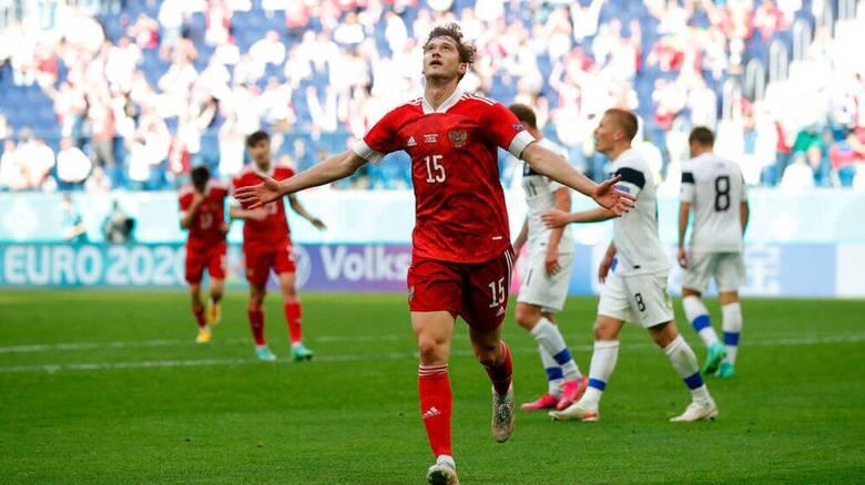 Euro 2020: Ρωσία-Φινλανδία 1-0 - Πήρε «φωτιά» ο β' Όμιλος