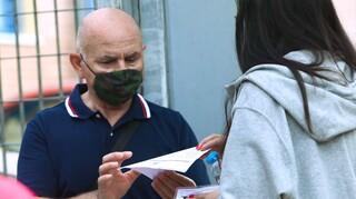 Πανελλήνιες 2021: Τι ισχύει με τα self test των υποψηφίων