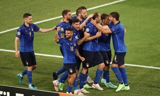 Euro 2020: Ιταλία-Ελβετία 3-0 - Στους «16» ήδη η Σκουάντρα Ατζούρα