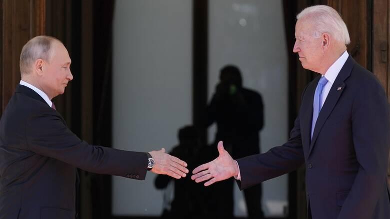 Η αποτίμηση της συνάντησης Μπάιντεν - Πούτιν από τη ρωσική πλευρά
