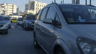 Κίνηση στους δρόμους της Αθήνας: Μποτιλιάρισμα στον Κηφισό