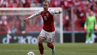 Euro 2020 - Κρίστιαν Έρικσεν: Βάζει εμφυτεύσιμο απινιδωτή μετά την καρδιακή προσβολή