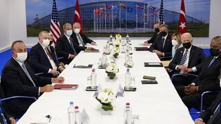 Μπάιντεν - Ερντογάν: Διαφωνούν για τους S-400, συμφωνούν για το Αφγανιστάν