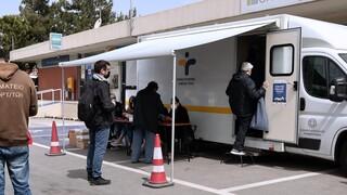 ΕΟΔΥ: Πού θα πραγματοποιηθούν δωρεάν rapid test την Παρασκευή