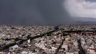 Καιρός: Βροχές και σήμερα - Πότε θα υποχωρήσουν τα φαινόμενα