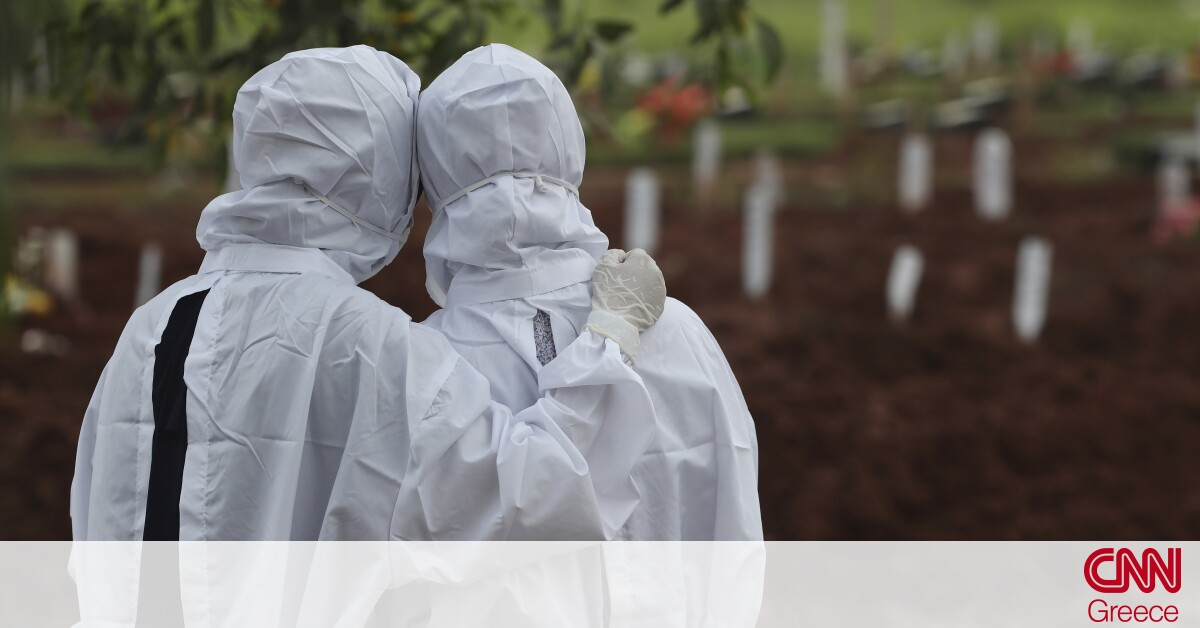 Κορωνοϊός – Reuters: Τέσσερα εκατομμύρια οι θάνατοι παγκοσμίως