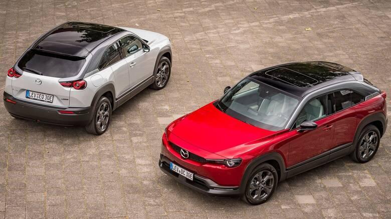 Αυτοκίνητο: H Mazda προχωρά προς τον πλήρη εξηλεκτρισμό της