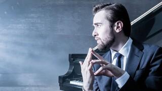 Ο Ντανιίλ Τρίφονοφ με την Κρατική Ορχήστρα Αθηνών στο Ηρώδειο