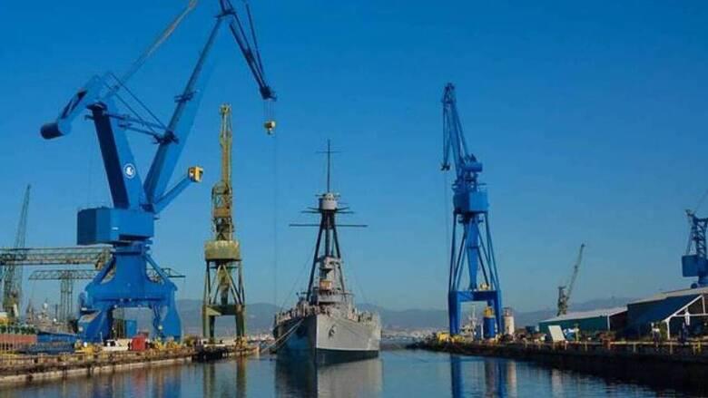 H Pyletech Shipyards για τα Ναυπηγεία Σκαραμαγκά