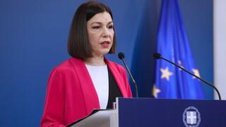 Live- Πελώνη: Στον πρωθυπουργό ήδη η σύσταση της επιτροπής για την υποχρεωτικότητα του εμβολιασμού