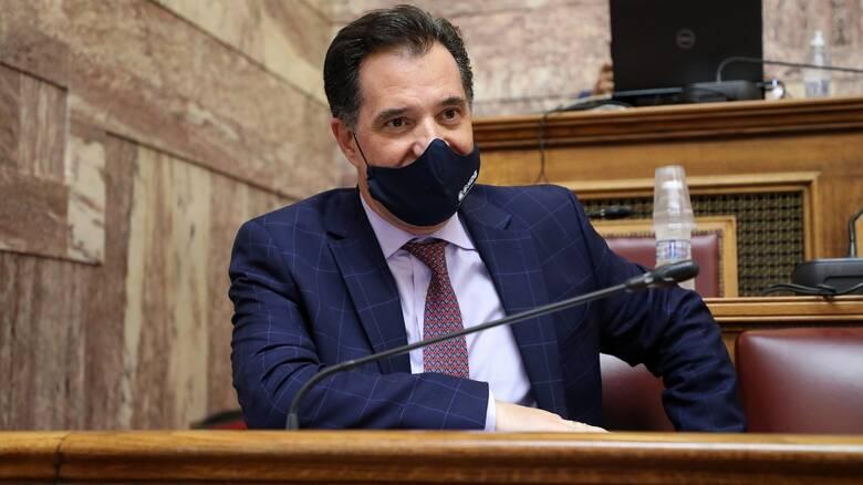 «Βέλη» Γεωργιάδη σε ΣΥΡΙΖΑ για τα δάνεια της ΝΔ