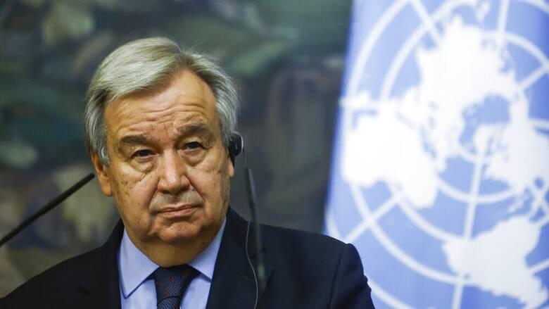 ΟΗΕ: Η Γενική Συνέλευση ενέκρινε μια δεύτερη θητεία για τον Αντόνιο Γκουτέρες