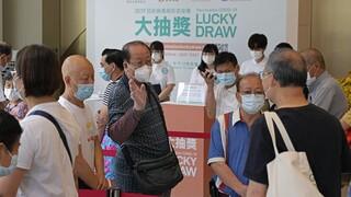Χονγκ Κονγκ: Πιο αποτελεσματικό το εμβόλιο της Pfizer από το κινεζικό Sinovac κατά του κορωνοϊού