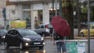 Καιρός: Άστατος και σήμερα - Πού θα έχει βροχές και καταιγίδες