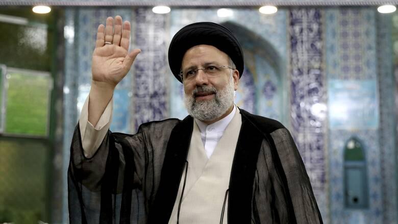 Προεδρικές εκλογές Ιράν: Ο υπερσυντηρητικός Ραϊσί κέρδισε με ποσοστό 61,95% από τον πρώτο γύρο