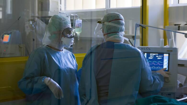 Κορωνοϊός - Αγρίνιο: Πέθανε ο τελευταίος νοσηλευόμενος στην ΜΕΘ Covid