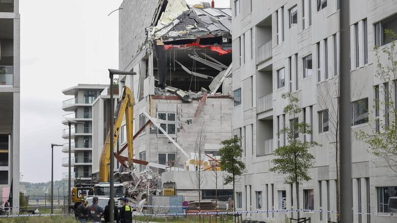 Βέλγιο: Πέντε οικοδόμοι νεκροί από κατάρρευση σχολικού κτηρίου