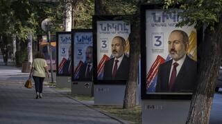 Βουλευτικές εκλογές στην Αρμενία: Κρίνεται το μέλλον του πρωθυπουργού Πασινιάν