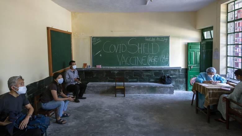Κορωνοϊός - Ινδία: Ο χαμηλότερος αριθμός νέων κρουσμάτων εδώ και τρεις μήνες