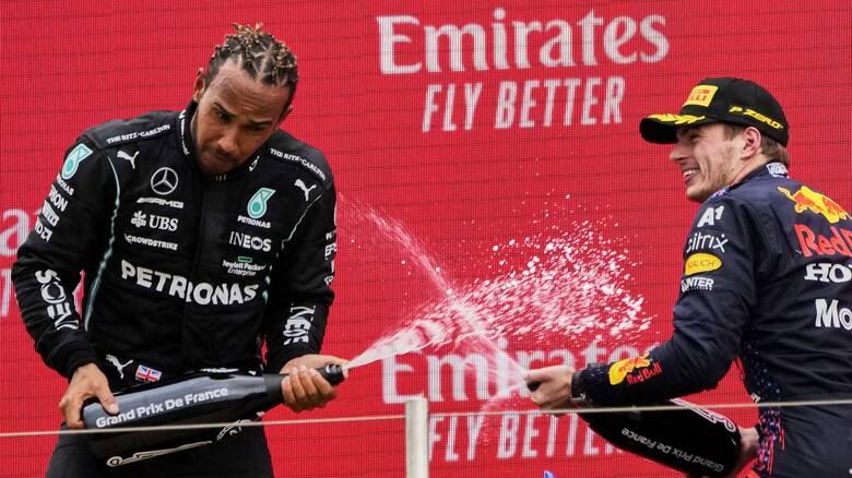 Formula 1: «Ιπτάμενος» Ολλανδός για τίτλο, «κατάπιε» τον Χάμιλτον στη Γαλλία