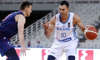 Ελλάδα - Σερβία: Ήττα με  64-75 και «καμπανάκι» ενόψει Προολυμπιακού τουρνουά
