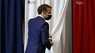 Γαλλία - Περιφερειακές εκλογές: Ήττα για τον Μάκρον το αποτέλεσμα δηλώνει ο Υπουργός Εσωτερικών